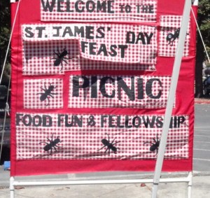 Saint James' Day Celebration