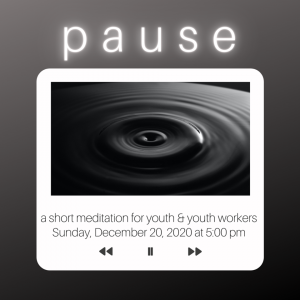 pause - an online youth meditative service